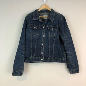 Old navy jean jacket XL